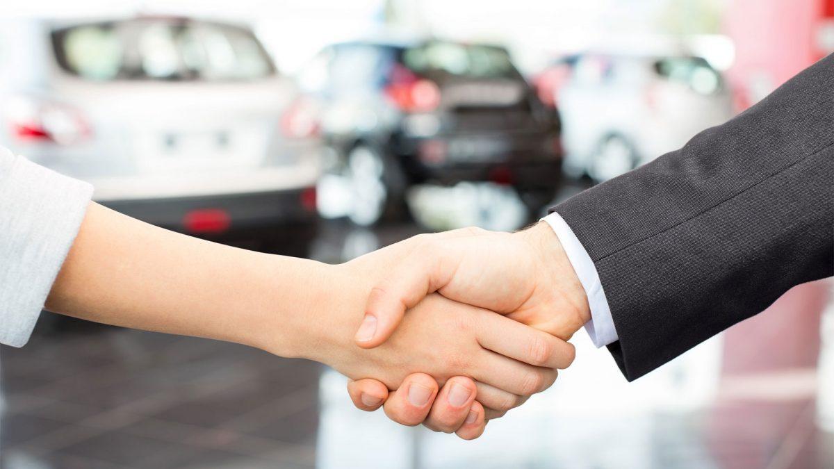 Gesto de éxito al llegar a un acuerdo