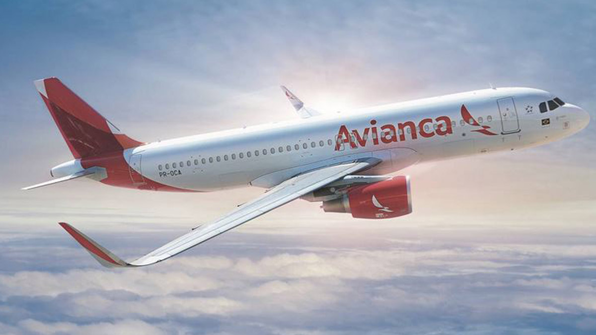 Avión de Avianca /Foto: Star Alliance)