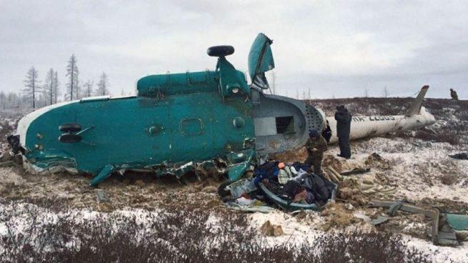 Mueren los cuatro ocupantes de un helicóptero sanitario en Portugal, entre ellos un médico español