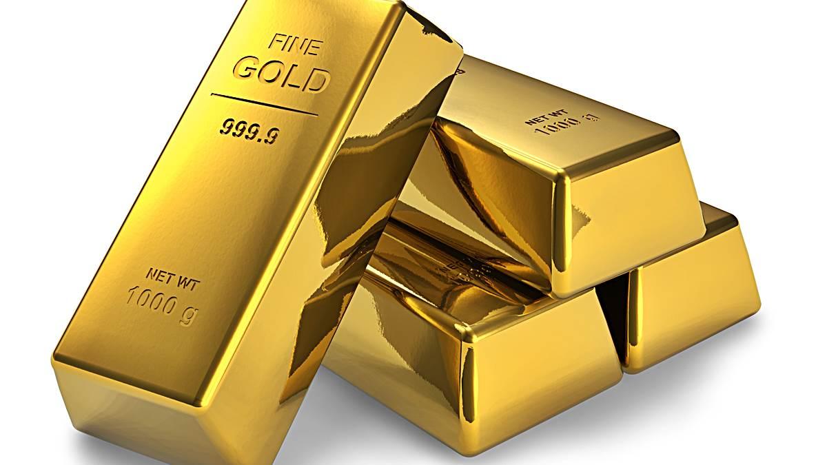 Oro terrestre composición.