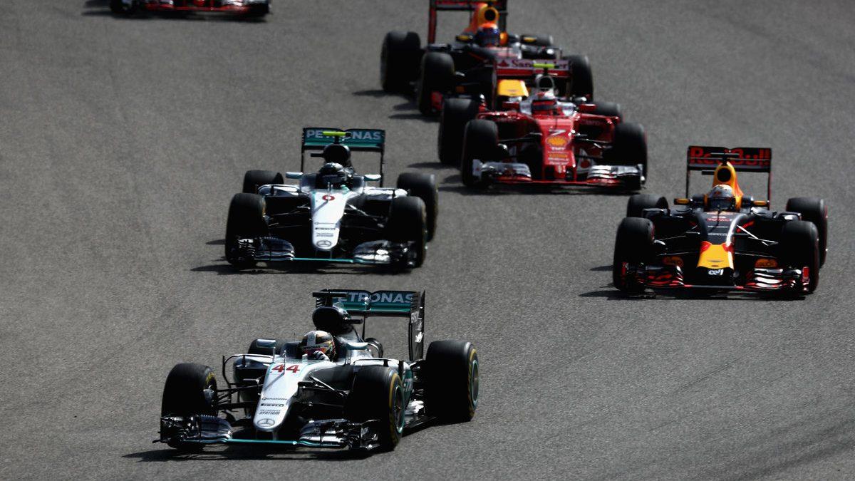 Lewis Hamilton se hizo con la carrera en Austin (Getty)