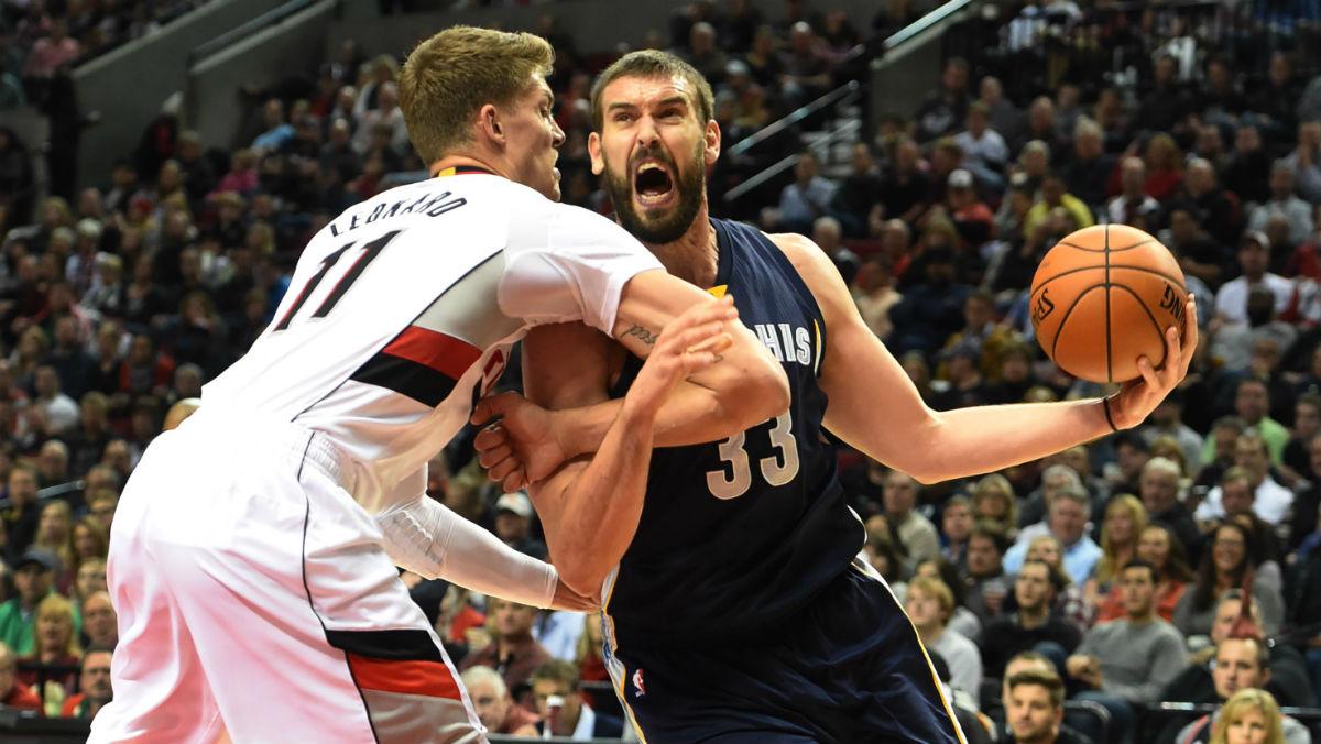 Marc Gasol afronta su novena temporada en la NBA. (AFP)