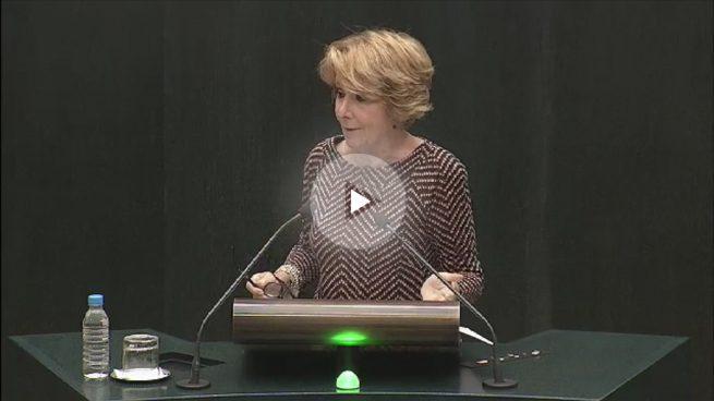 Aguirre reprocha a Carmena que sus ediles no condenen plenamente el escrache a Felipe González