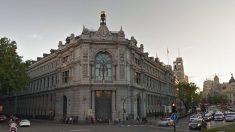 Edificio del Banco de España (Foto: GOOGLE STREET VIEW).