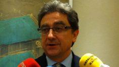 Enric Millo, delegado del Gobierno en Cataluña.