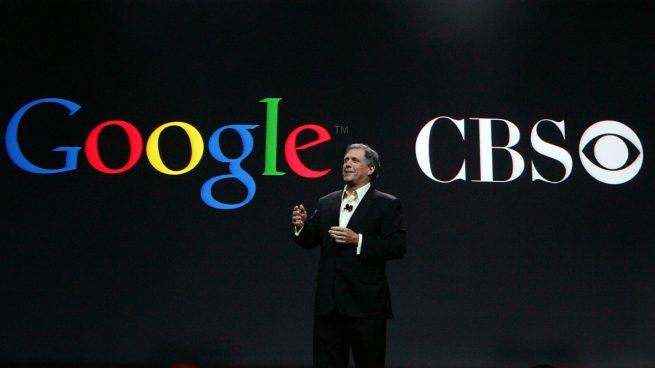 Google se alía con la cadena de televisión CBS para rivalizar con Netflix