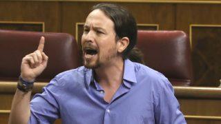 El líder de Podemos Pablo Iglesias (Foto: Efe).