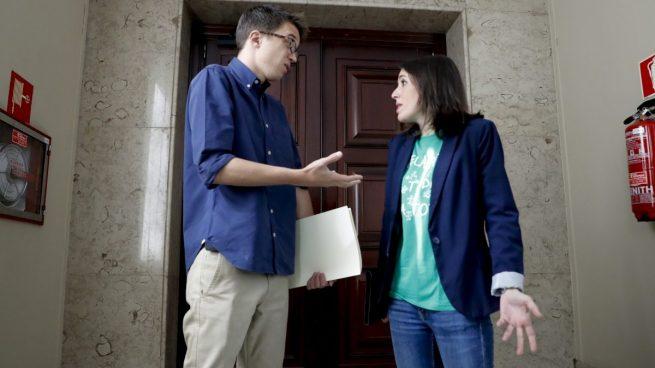 Montero se convierte en la segunda mejor pagada de Podemos con más de 7.000 € mensuales