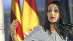 La presidenta del grupo de Ciudadanos en el Parlament y jefa de la oposición en Cataluña, Inés Arrimadas (Foto: Efe)