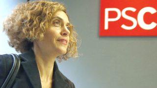 La dirigente del PSC Meritxell Batet (Foto: Efe)