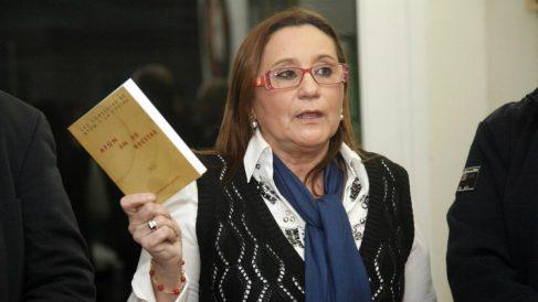 María Luisa Faneca, antigua miembro de la Ejecutiva del PSOE.