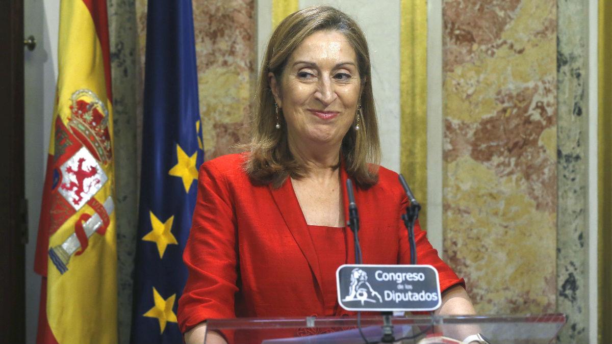 La presidenta del Congreso, Ana Pastor. (Foto: EFE)
