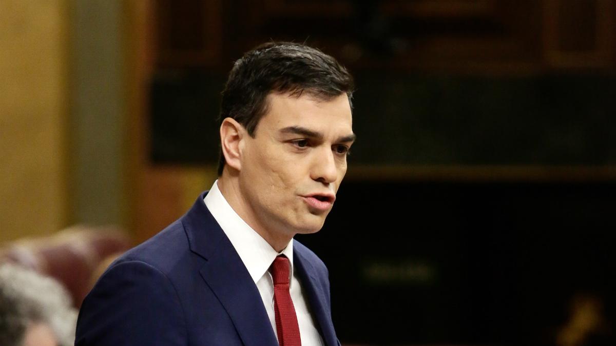 El presidente del Gobierno, Pedro Sánchez (Congreso)