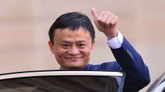 Jack Ma, CEO de Alibaba en una visita a Francia Foto: Getty)