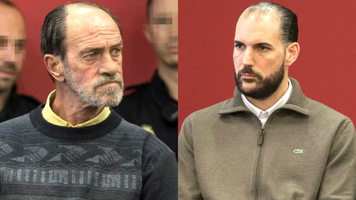 Valentin Ion y Juan Cuenca durante el juicio (Foto: Efe).