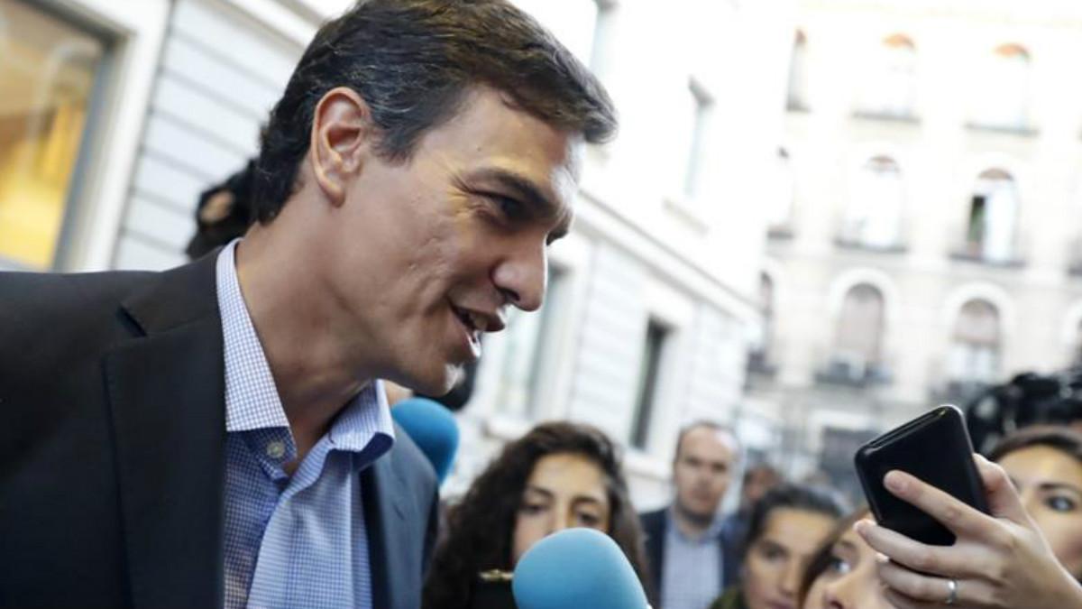 Pedro Sánchez en una reciente imagen.