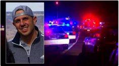 Un hombre se tira por un puente con sus hijos para matarlos pero solo se muere él (Twitter)