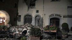 Que el primer terremoto fuera más débil que el segundo ha salvado muchas vidas. Los daños materiales son cuantiosos en la región de Marcas, en el centro de Italia, cerca de la región que en agosto quedo devastada por otro terremoto. AFP