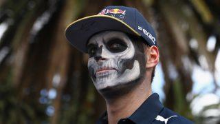 Max Verstappen, en el GP de México. (Getty)