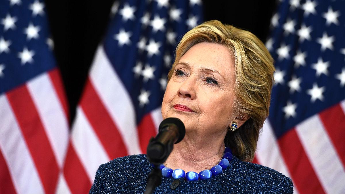 Hillary Clinton en una reciente imagen (Foto: AFP).
