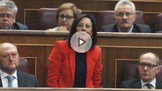 La diputada del PSOE Margarita Robles (Foto: Efe)