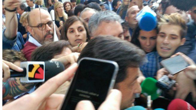 Javier Fernandez responde a Sánchez: «La Gestora terminará cuando haya fecha de Congreso»
