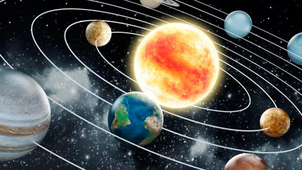 El planeta más pequeño del Sistema Solar es Mercurio