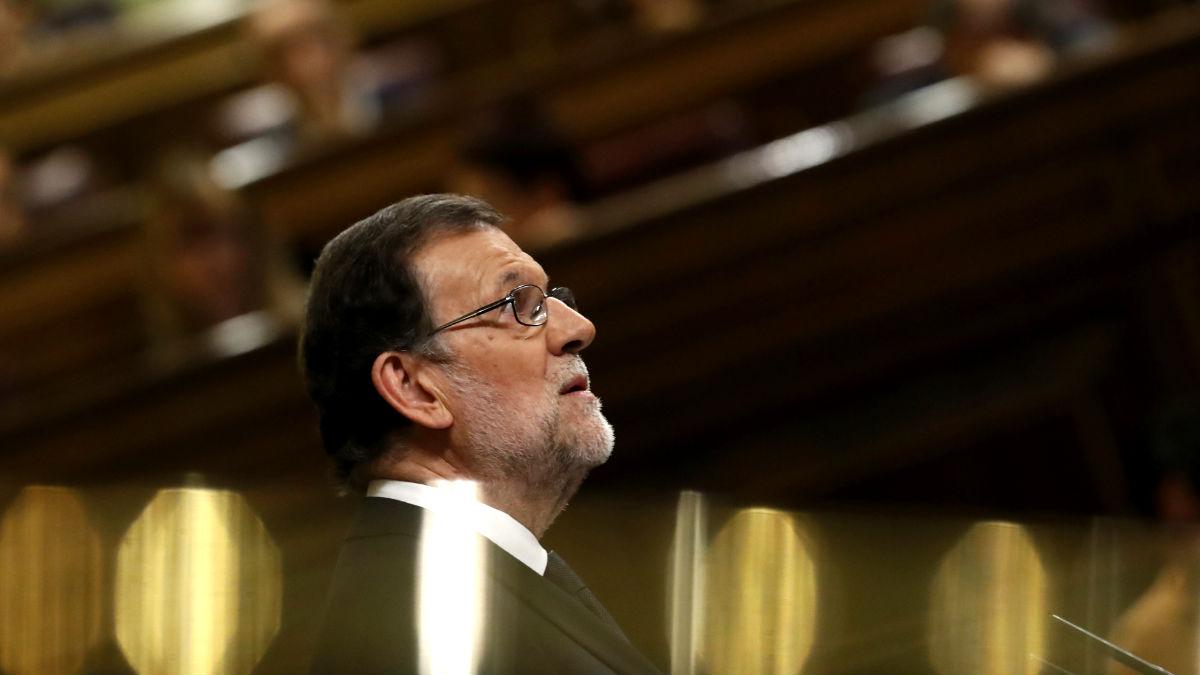 Mariano Rajoy, presidente del Gobierno (FOTO:EFE)