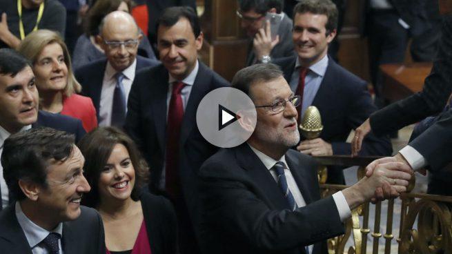 Rajoy pide «gobernabilidad» y advierte: «No derribaré lo construido»