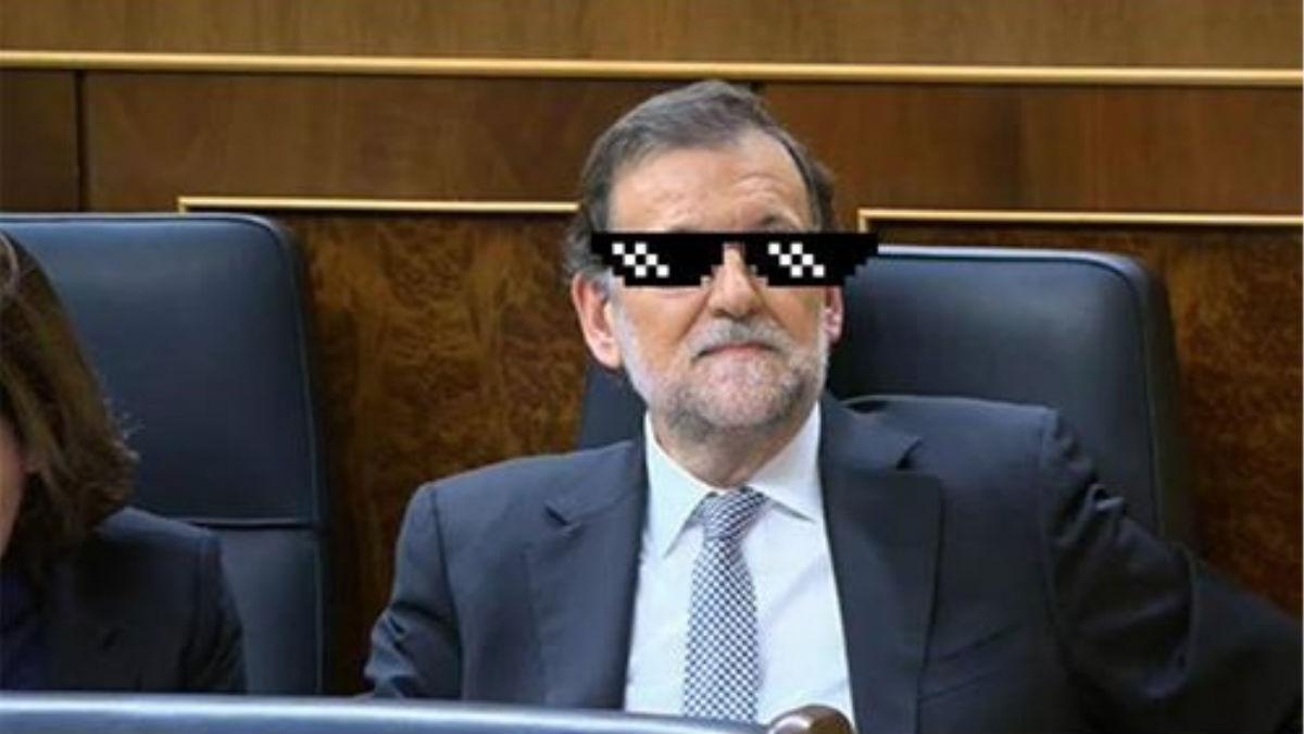 Los mejores 'memes' de la investidura de Rajoy (Foto: Twitter)