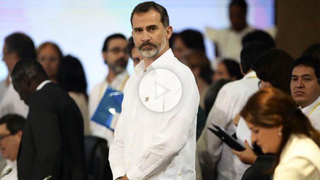 Felipe VI llama en la Cumbre Iberoamericana a integrar a los jóvenes en el mercado laboral