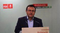 Miguel Ángel Heredia, secretario general del grupo del PSOE en el Congreso.