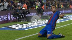 Rafinha suma cinco goles en la presente Liga. (AFP)