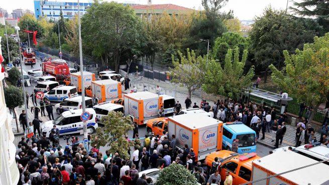 Detenidos ocho miembros del Estado Islámico en Estambul