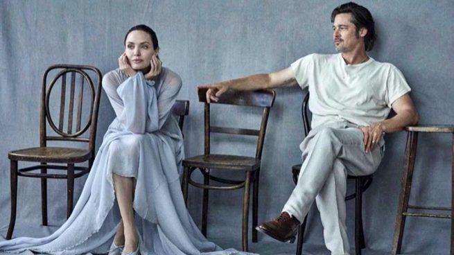 Angelina Jolie y Brad Pitt venden sus casas