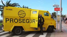 Camión de Prosegur (Foto: Getty)
