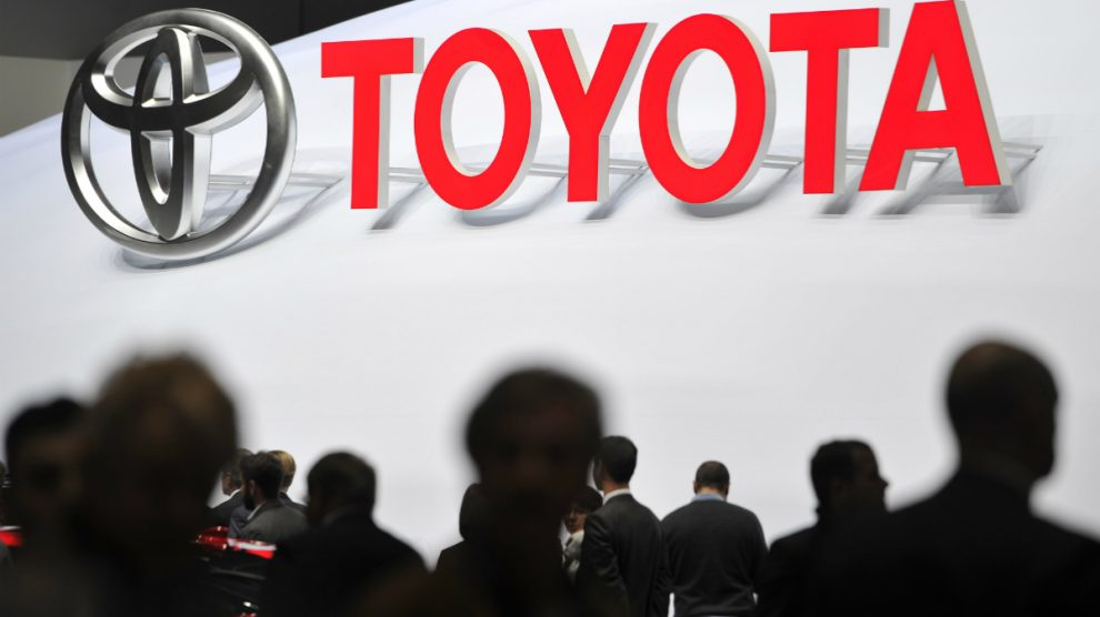 Toyota (Foto: Getty).