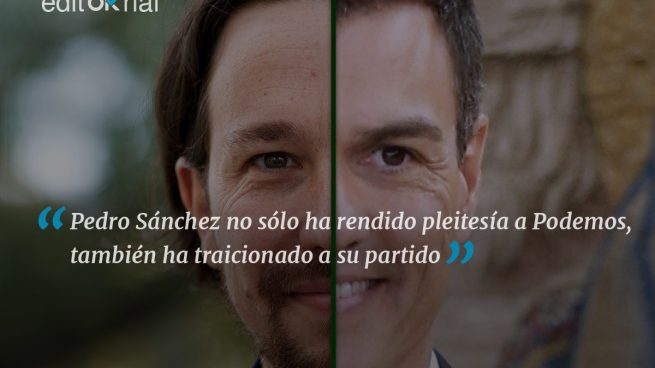Podemos es Sánchez, Sánchez es Podemos