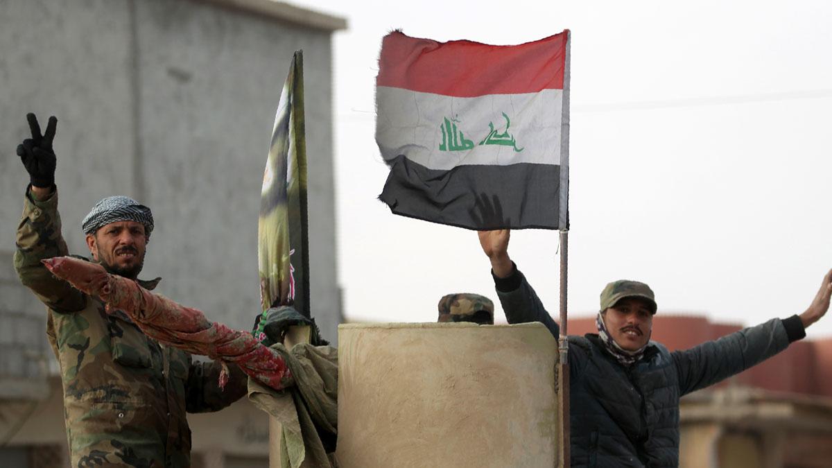 Las fuerzas iraquíes están recuperando Mosul frente al Estado Islámico (Foto: AFP)