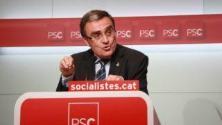 Àngel Ros, presidente del PSC y alcalde de Lérida.