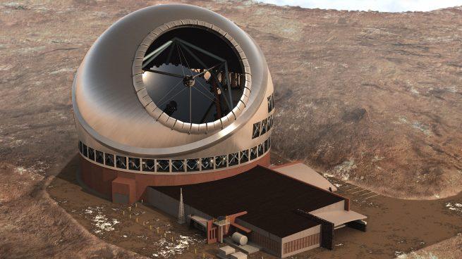 La Palma, alternativa a Hawai para instalar el Gran Telescopio de 30 metros