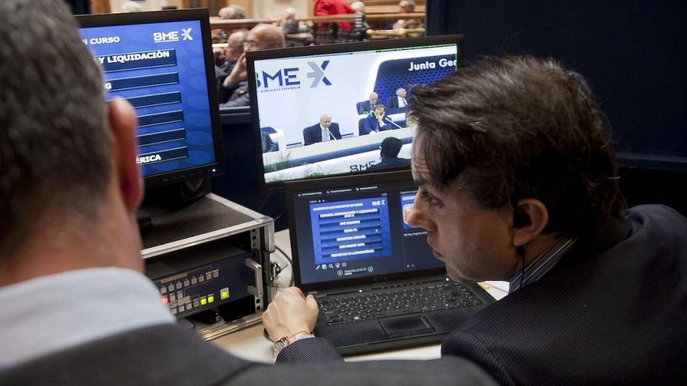 Junta General de Accionistas de BME. (Fuente: BME)