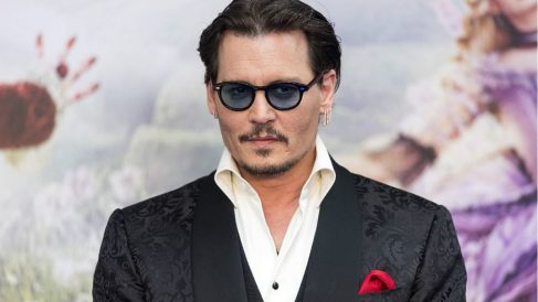 Johnny Depp. Foto: GETTYIMAGES