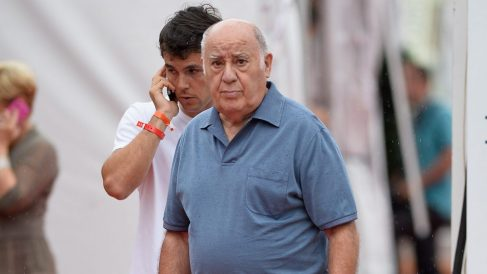 Amancio Ortega, fundador de Inditex. (Foto: Getty)