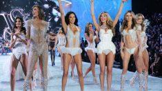Uno de los momentos estrella del Victoria's Secret fashion  show del 2015. VICTORIA'S SECRET