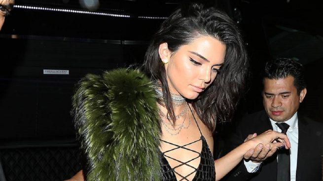 Kendall Jenner, espectacular en su 21 cumpleaños