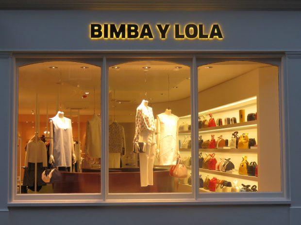 Tienda Bimba & Lola en Londres (Foto: Bimba & Lola)