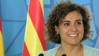 Dolors Montserrat, ministra de Sanidad, Servicios Sociales e Igualdad.