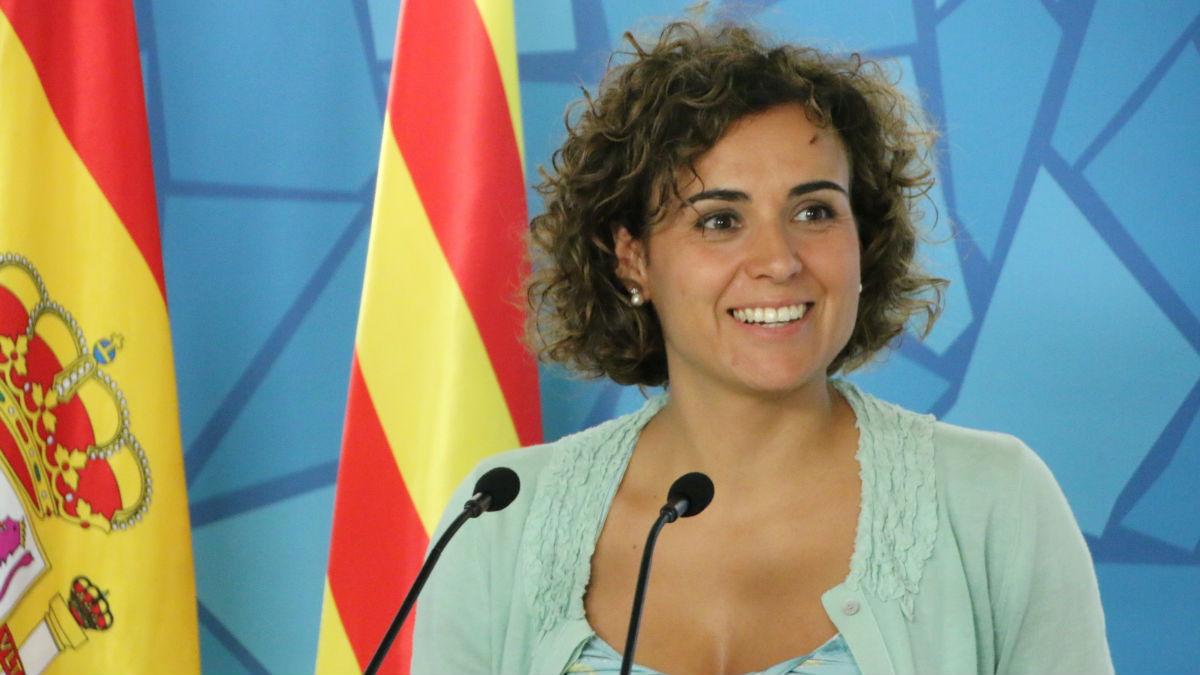 Dolors Montserrat. (Foto: PP)