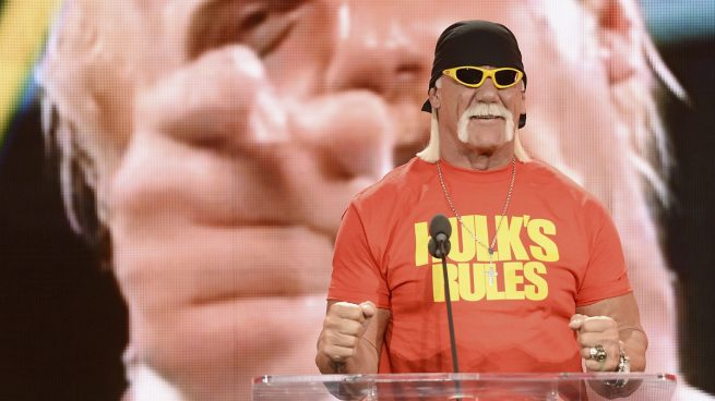 Hulk Hogan coronavirus